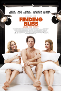 Finding Bliss Theater Poster